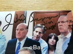 Un De Nature Président Obama Situation Chambre 8x12 Signée Par Joe Biden Et 5 Autres
