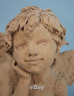 Un Seul Type Giuseppe Armani Figurine Buste D'ange Dans Le Monde