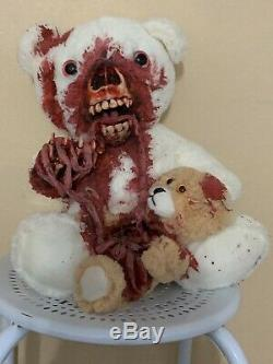 Undeadted- One Of A Kind Zombie De Aug2014 Series- Parfait Pour Halloween