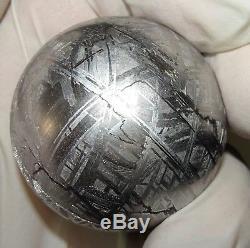 Unique En Son Genre 44mm, 368 Gm Sphère Gravée Muonionalusta