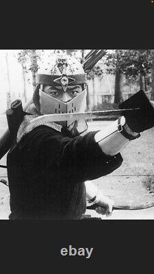 Unique En Son Genre. Forgée Main, Plié, Poli Et Sharpened Ninja Épée