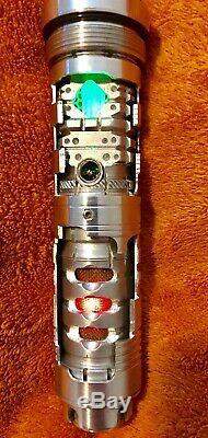 Unique En Son Genre Gary Morris Sabre Laser Au Sabre Laser Entièrement Refait