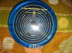 United Aircraft Corporation Système Solaire Paperweight One Of A Kind