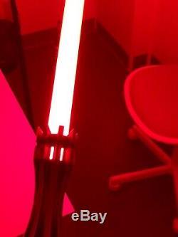 Vaders Vault Sabre Laser Au Courrant Personnalisé Unique En Son Genre! Difficile D'obtenir De VV Website