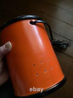 Vintage 2000 Harley Davidson Orange Oil One Of A Kind Lampe De Lave
