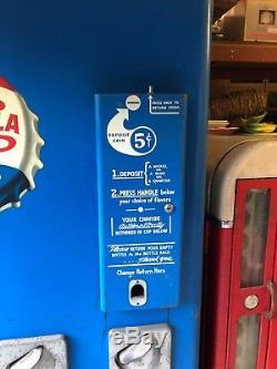 Vintage Pepsi Machine Unis Sound & Signal Co. Unique En Son Genre