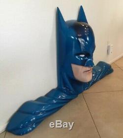 Warner Bros. Studio Store Buste Batman! Unique En Son Genre! Pièce Géniale