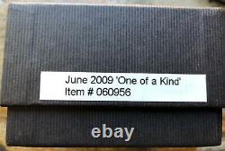 William Henry Knife B05 One Of A Kind 18k Gold Hand Gravé Argent Détail 6000 $