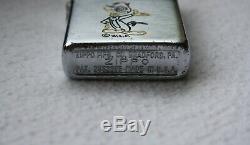 Woody Woodpecker De Zippo Des Années 1950 Prototype Walter Lantz Pat. 2032695 Un Genre